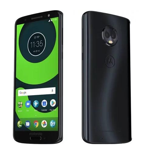 Анонсы: Moto G6 Plus оснащен дисплеем MAX Vision и двумя тыловыми камерами