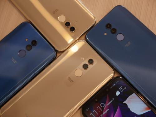 Анонсы: Представлен Huawei Maimang 7 с Kirin 710 SoC