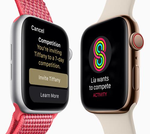 Анонсы: Apple Watch Series 4 получили функцию снятия ЭКГ