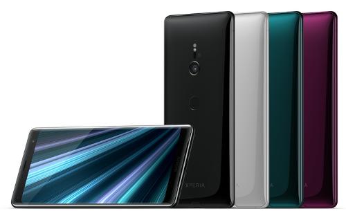 Анонсы: Sony Xperia XZ3 пришел в Россию