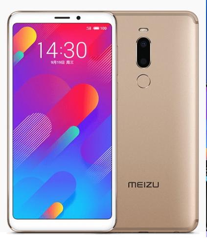 Анонсы: Meizu V8 – недорогой смартфон со сдвоенной камерой