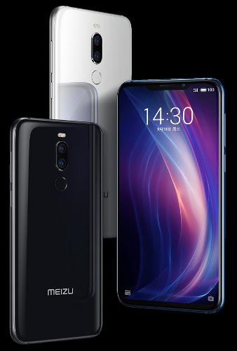 Анонсы: Meizu X8 – еще один смартфон со Snapdragon 710 и узкими рамками