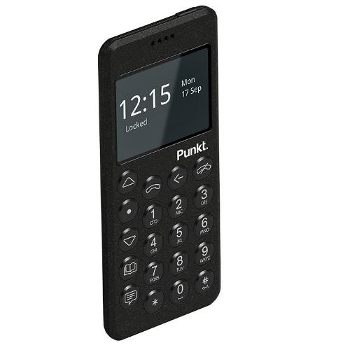 Анонсы: Punkt MP02 – кнопочный телефон с Android