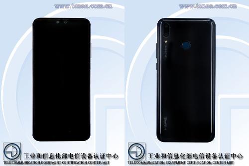 Слухи: Huawei Y9 (2019) замечен в TENAA