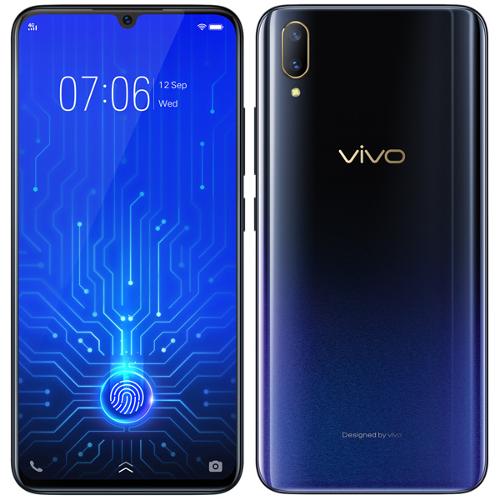 Анонсы: Vivo V11 со встроенным в экран сканером отпечатка пальца приходит в Россию