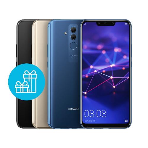 Анонсы: Huawei начала прием предзаказов на Mate 20 lite
