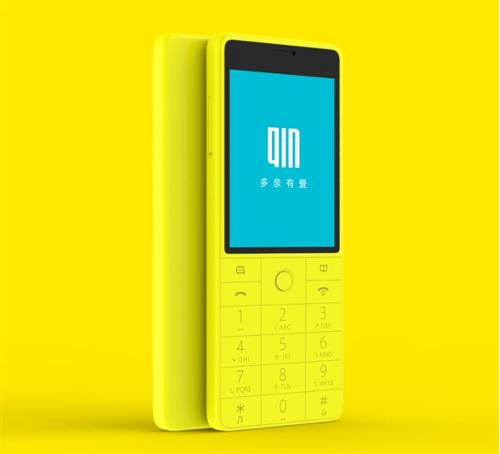 Анонсы: Qin AI Phone — AI-фичефон от Xiaomi за 369 юаней