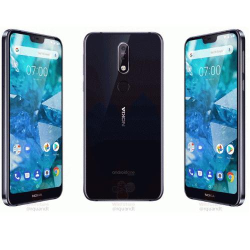 Слухи: Раскрыты подробности о Nokia 7.1