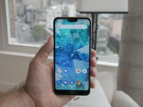 Анонсы: Nokia 7.1 с PureDisplay представлен официально