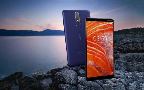 Анонсы: Nokia 3.1 Plus — недорогой смартфон со сдвоенной камерой и NFC