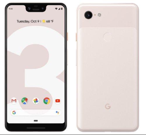 Анонсы: Представлены Google Pixel 3 и 3 XL