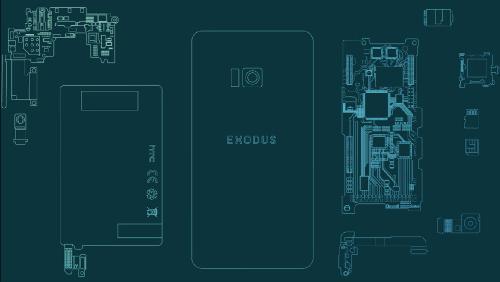 Слухи: Смартфон HTC Exodus будет представлен 22 октября