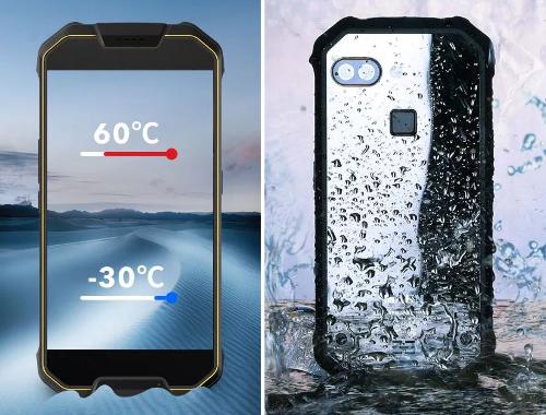 Анонсы: MANN 8S — крепкий смартфон со Snapdragon 653 SoC и АКБ 6000 мАч