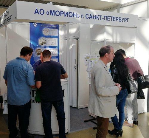 "Морион | АО ""Морион"", С.Петербург"