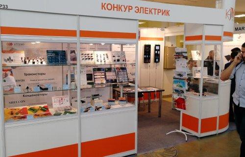 Конкур Электрик, Москва