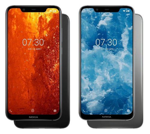 Анонсы: Nokia X7 с Android 9.0 Pie представлен официально