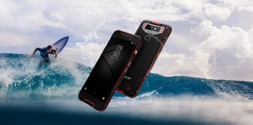 Анонсы: Cubot Quest — первый в мире спортивный смартфон