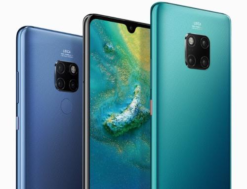 Анонсы: Официально представлены смартфоны Huawei Mate 20 и Mate 20 Pro