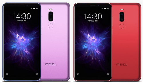 Анонсы: Meizu M8 Note представлен официально