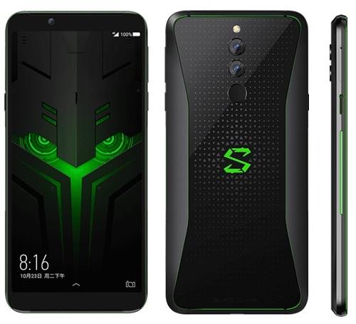 Анонсы: Black Shark Helo — игровой смартфон с 10 Гб ОЗУ
