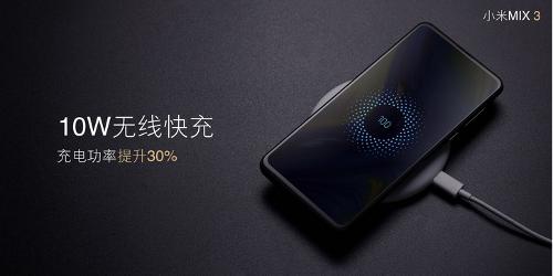 Анонсы: Xiaomi Mi Mix 3 получил 10 Гб ОЗУ