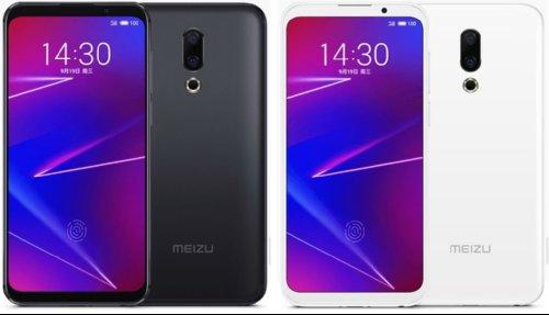 Анонсы: Объявлены российские цены Meizu 16
