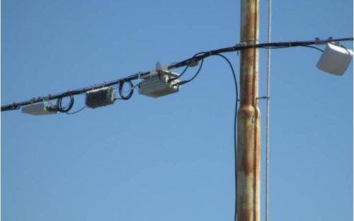 мини-сота LTE, подвешенная на ВОЛС