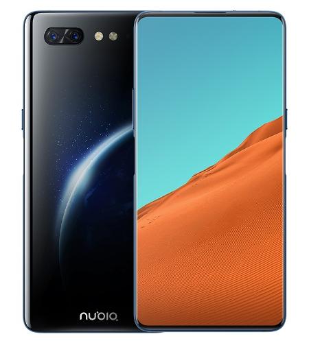 Анонсы: Nubia X – флагман с двумя экранами и без фронтальной камеры