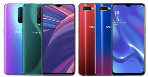 Анонсы: Раскрыты российские цены Oppo RX17 Pro и RX17 Neo