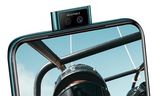 Анонсы: Elephone PX получит выдвижную фронтальную камеру
