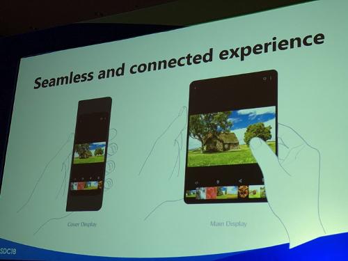 Это интересно: Раскрыты подробности о складном смартфоне Samsung c экраном Infinity Flex