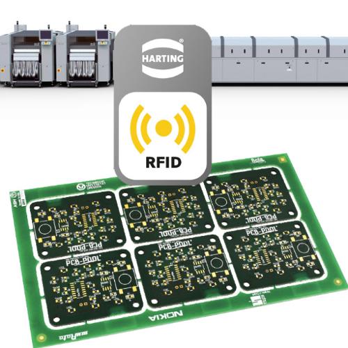 RFID поможет при производстве печатных плат