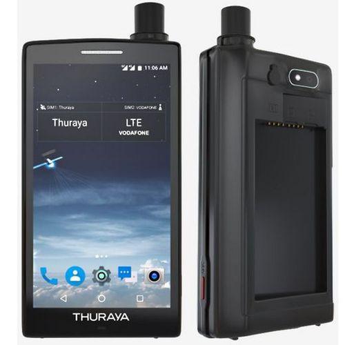 Анонсы: Thuraya X5-Touch — первый в мире спутниковый смартфон с Android