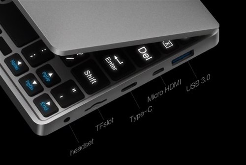 Анонсы: One Mix 2 Yoga — карманный ноутбук
