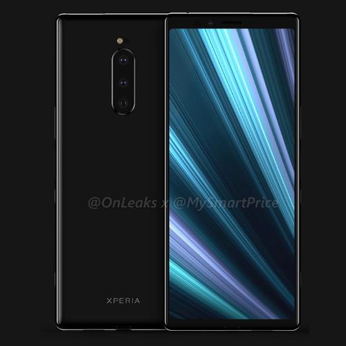 Слухи: Появилась информация о дизайне и характеристиках Sony Xperia XZ4