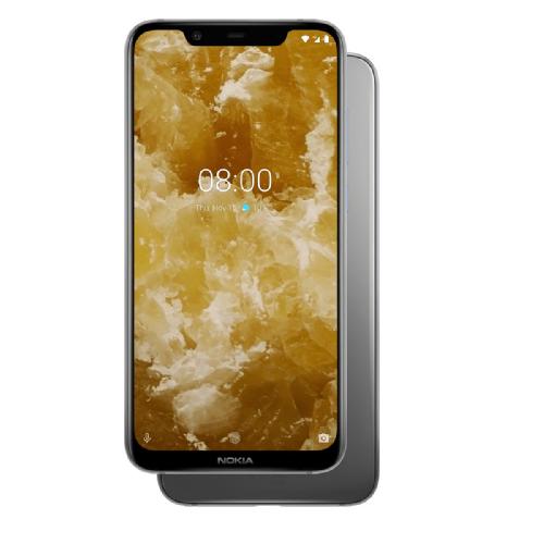 Анонсы: Nokia 8.1 представлен официально