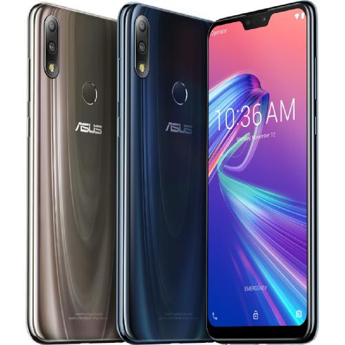 Анонсы: ASUS Zenfone Max (M2) и Max Pro (M2) представлены официально