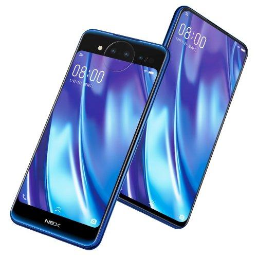 Анонсы: Vivo NEX Dual Screen Edition — смартфон с двумя экранами, но без фронтальной камеры