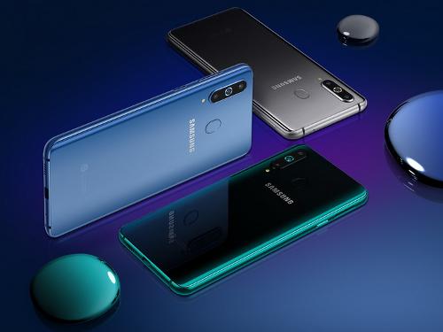 Анонсы: Samsung Galaxy A8s с экраном Infinity-O представлен официально
