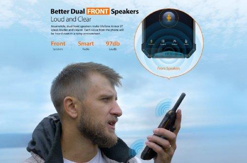 Анонсы: Ulefone Armor 3T — смартфон с рацией и АКБ 10300 мАч за $280