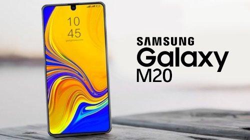 Слухи: Samsung Galaxy M20 оснастят аккумулятором 5000 мАч и защитой от влаги