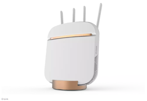 CES2019: D-Link показывает роутер 5G