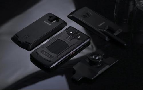 Анонсы: Doogee представила модульный смартфон S90