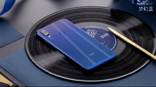 Анонсы: Представлен Redmi Note 7 с 48 Мп камерой