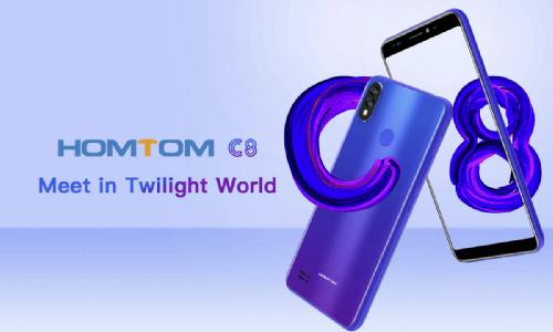 Анонсы: Homtom C8 оценен в $85