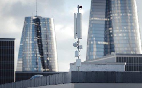 DT и Ericsson - 40 Гбит/c в миллиметровом диапазоне