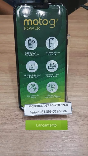 Слухи: Живые фото Moto G7 Power подтвердили спецификации и цену
