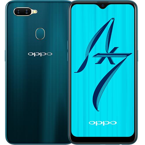 Анонсы: В России начались продажи Oppo AX7