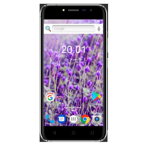 Обзор смартфона Turbo X5 Black 4G: Современные технологии в классическом исполнении