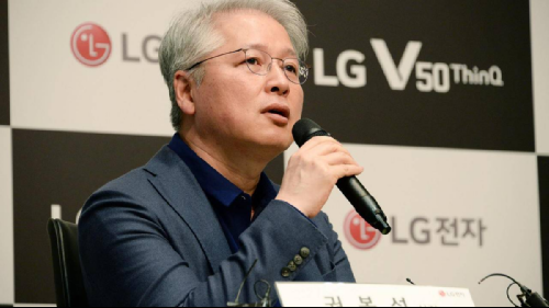 Анонсы: LG официально подтвердила G8 ThinQ  и V50 ThinQ 5G